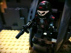 ODST Combat Drop (Praetorian Guard (going to WWB 2017)) Tags: pod lego halo drop odst brickforge