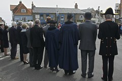 Local Dignitaries, Southwold Civic Parade (Peter Cook UK) Tags: new drums suffolk place mayor market parade corps civic local southwold reydon dignitary