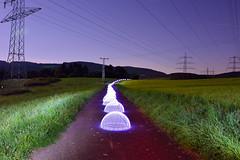 Lapp 0781 (andreasmertens) Tags: lightpainting art deutschland photography outdoor performance domes vollmond lightart lapp lichtkunst kreisolpe andreasmertens