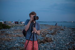 Get The Shot (Evan's Life Through The Lens) Tags: camera blue friends 2 summer vacation two sky orange hot color green beach home glass beautiful grass weather canon lens fun nice day bright zoom mark walk vibrant wide sunny adventure explore ii 5d f28 2016 2470mm