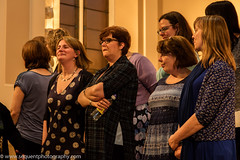 Loud and Proud Choir 2016 -365 (Philip Gillespie) Tags: pink blue gay girls people orange white black men green church boys yellow proud choir contrast canon lesbian happy prime scotland hall concert women edinburgh colours singing smiles transgender event sing bisexual loud songs anthems craigie balleds loudproudchoir craigiechoir