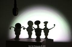 Silhouettes (Rick & Bart) Tags: city nyc newyork silhouette museum canon queens astoria microphone museumofthemovingimage rickbart thebestofday gnneniyisi rickvink eos70d