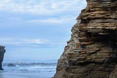 praia das catedrais02 (pili.r243) Tags: espaa galicia lugo ribadeo praiadascatedrais