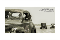 attitude (Emmanuel DEPARIS) Tags: uk hot beach car race sand nikon track meeting rod pe emmanuel d500 pendine deparis