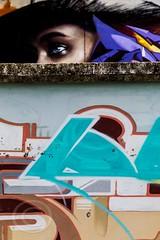 Seville Jan 2016 (12) 215 - Embankment Graffiti (Mark Schofield @ JB Schofield) Tags: santa plaza bridge parque people streets public caf rio architecture bar river ceramic puente graffiti la los spain guadalquivir san expo cathedral maria candid transport iglesia tram seville espana cruz tiles parasol universidad alcazar pavilion oranges harp andalusia cobbles encarnacion luisa giralda isla embankment metropol arenal justa triana macarena remedios cartuja alamillo bernado chapina