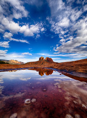 Reflections of Cathedral Rock (Explore 5.10.16) (MacDonald_Photo) Tags: arizona reflections michigan sedona olympus redrocks zuiko cathedralrock omd oly lightroom em1 7mm sedonaarizona zd eatonrapids 714mm zd714mm sl33stak jamieamacdonald cathedralrocksedona 43 getolympus cathedralrockarizona omdem1 43photography mzuiko714mmf28pro