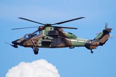 LFLU - FMY TIGR F-MBJH - 06.06 (guilhemfaraldo) Tags: tiger helicopter tigre valence eurocopter planespotting alat