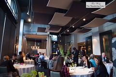 Interior of Restaurant Eugene (thewanderingeater) Tags: atlanta dinner georgia buckhead finedining restauranteugene