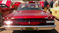 Pontiac (greggmulholland) Tags: show classic college car focus baker michigan flare pontiac flint selective