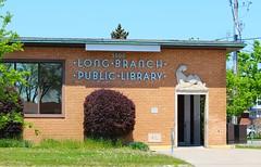 Long Branch Public Library (jmaxtours) Tags: toronto ontario publiclibrary longbranch tpl longbranchpubliclibrary builtin1954 torontopubliclibraries ageltonarchitect agelton murraybrowneltonarchitects