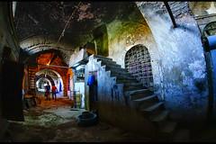 Through the passage (ener Hayat) Tags: fisheye indoors han