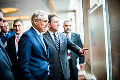 """Canciller Muñoz tras inauguración de Reunión Consultiva del Tratado Antártico """"Para Chile la Antártica es Futuro"""" (12)"""