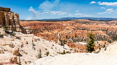 Bryce Point - Bryce Canyon National Park (mikerhicks) Tags: travel arizona usa southwest nature landscape geotagged outdoors photography utah spring unitedstates desert hiking adventure event backpacking bryce brycecanyon marblecanyon brycecanyonnationalpark brycepoint onemile geo:country=unitedstates geo:state=utah camera:make=canon exif:make=canon exif:focallength=18mm exif:aperture=90 geo:city=bryce exif:lens=1835mm exif:isospeed=100 canoneos7dmkii camera:model=canoneos7dmarkii exif:model=canoneos7dmarkii sigma1835f18dchsma geo:lat=3760420500 geo:lon=11215535667 geo:lon=11215535666667 geo:lat=37604205 geo:location=brycecanyon