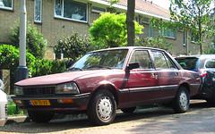 1984 Peugeot 505 GR 1.8 (rvandermaar) Tags: 1984 gr 18 peugeot 505 peugeot505 sidecode4 ln71xf