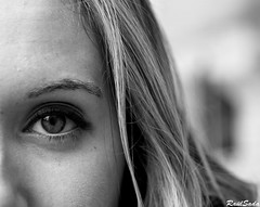"""Your eyes are swallowing me,Mirrors start to whisper,Shadows start to sing."" (ra_sada23) Tags: street portrait people blackandwhite espaa woman white black macro eye girl portraits canon photography eos spain model eyes europe huesca photographer streetphotography social aragon society bnw blackandwhitephotography portraitphotographer portraitphotography"