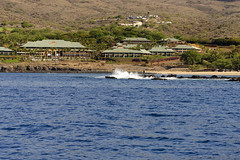 Four Seasons (rschnaible) Tags: ocean sea usa seascape water landscape outdoors four hawaii us seasons pacific sightseeing resort tropical tropics lanai