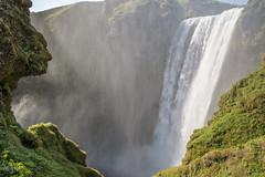1 - Cascate di Skgafoss (20) (Yksel85) Tags: streetart reykjavic islanda iceland horse iceberg geyser nikon rome church art cavallo vulcano murales viaggi travel turista fiordo fiordi ghiacciaio blonduoss cascate waterfall