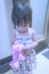 KUN_4684 () Tags: baby cute kids children nikon child f14 g wide happiness kawaii littlegirl 24mm  extendedfamily      playinggame lovefamily 2414   d3s   nikonafsnikkor24mmf14ged 2016201606