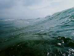 Wave {24/52} (therealjoeo) Tags: sky beach water clouds texas corpuschristi wave shore padreisland week24theme 52weeksthe2016edition week242016 weekstartingfridayjune102016