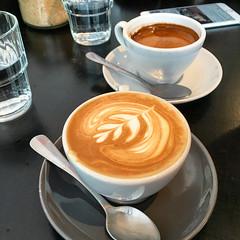 Coffee time at Pardon in Prahran