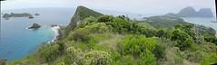 Malabar Hill to Mt Gower coast Lord Howe Island_stitch of 3 images (spelio) Tags: trip travel landscape bay mar stitch pano scenic australia views nsw day3 2012 lordhoweisland malabarhill lhi worldheritagearea mtgower blinkenthorpe