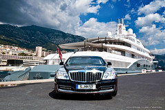 Xenatec Maybach 57S Coupé (Chris Wevers) Tags: monaco radiant coupé maybach 57s superyacht topmarques gtspirit chriswevers xenatec cruiserio