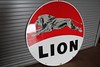"""Old Lion Gas sign • <a style=""""font-size:0.8em;"""" href=""""http://www.flickr.com/photos/77680067@N06/6887858448/"""" target=""""_blank"""">View on Flickr</a>"""