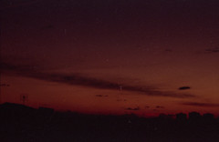 14 (pedropapini) Tags: sunset color film sol me do foto pentax scanner super pedro negative filme fotografia negativo por analogica papini