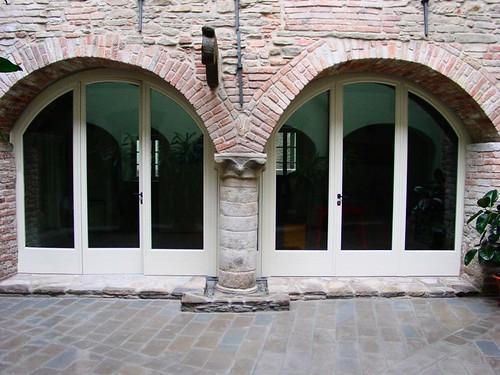 Portefinestre ad arco Linea Classica2