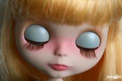 Jady's eyelids :)