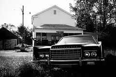 i'm not there (TW Collins) Tags: rural virginia plymouth continental lincoln americana generalstore redoak 1973 roadrunner countrystore route15 roadslesstraveled generalmerchandise stadams
