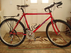 1992 Trek 930 Singletrack (mmbruin) Tags: bikes stable current my