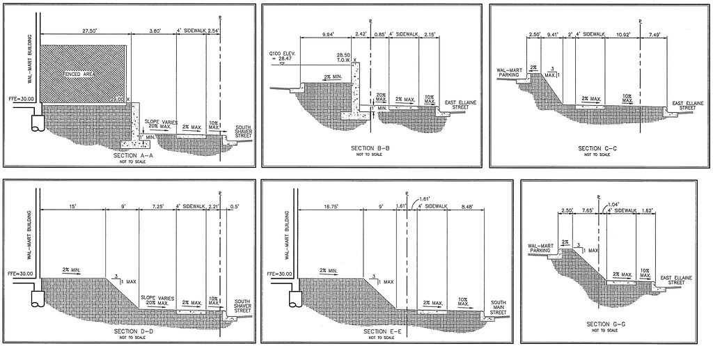 Civil Engineering Plan Elevation Section : The world s best photos of civilengineering and plan