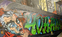 James Jessop London WestBank Gallery (Myriam JC Preston) Tags: public tristan james slow ben matthew small obey cyclops zeus fairey dac fin cosmo rowan enemy newton shepard eyesaw jessops sarson jessop inkie schoony snik schoonraad ryca thednafactory