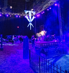 The Undertaker's Graveyard @ Axxess