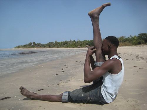 Pilates in Gambia