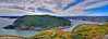 an extra wide panorama of st john's (Rex Montalban Photography) Tags: panorama newfoundland stjohns stitched hdr photomatix rexmontalbanphotography theviewfromsignalhill pse9 photoshopelements9