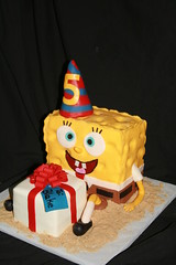"Spongebob cake • <a style=""font-size:0.8em;"" href=""http://www.flickr.com/photos/60584691@N02/7134479493/"" target=""_blank"">View on Flickr</a>"
