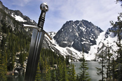 Photo Contest Test 4 (TQWestphal) Tags: lake nikon hike sword wa colchuck enchantments d700