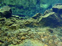 Diving Silfra 15