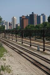 Beautiful IC catenary masts (Mark Vogel) Tags: railroad electric train eisenbahn railway wires catenary chemindefer metraelectric