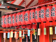 Inari (Japn, Japan) (Daniel Vinuesa) Tags: orange japan inari kansai naranja torii hdr japn wwwvinuesacom danielvinuesa