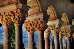Claustre Monestir de Santa Maria de l'Estany (Jaume CP BCN) Tags: nikon catalonia monastery catalunya cloister monasterio claustro monestir lestany claustre d700 santamariadelestany nikkor24120f4vr flickrstruereflection1 flickrstruereflection2 flickrstruereflection3