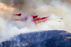 Herriman Rose Canyon fire; dr