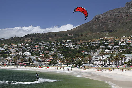 Camps Bay-15-Kite Surfing
