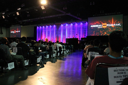 Anime Expo 2012 - User Report