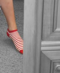 Sock (MimiVelasco) Tags: canon yo colores pies g12