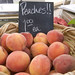 Gibbs Road Farm veggies (June 2012) peaches 2
