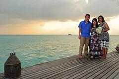 Renewal of Vows @ Taj Exotica (¡Carlitos) Tags: republica woman man sarah hotel islands mujer asia paradise republic martha carlos resort maldives spa paraiso islas hombre tajexotica maldivas northcentralprovince southmaleatoll kaafuatoll atolon