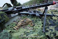 Danish army exercise anno 2012 (Roa Production) Tags: tank blu vehicles production armour gd forsvaret tanks 2012 panzer m109 velse roa armoured panser hren ikk hjemmevrnet hjv smokegranade kirg rggranat